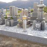 兵庫県たつの市新宮町の自治会墓地にて、コンクリート製の劣化した外柵をリフォームしました。お電話やメールでのご対応